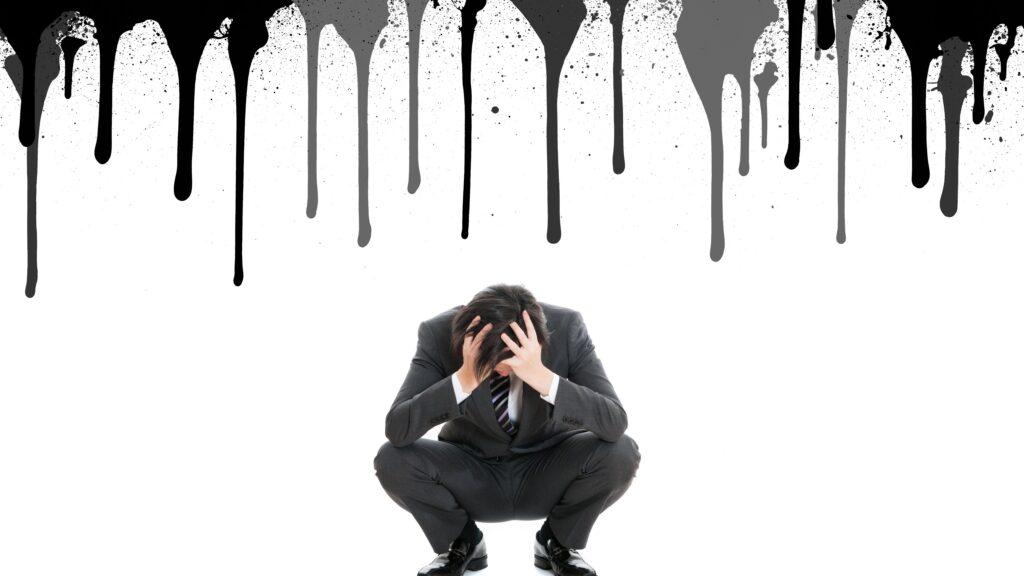 【実話】ブラック企業のせいでローン地獄!債務整理した40代男性の体験談